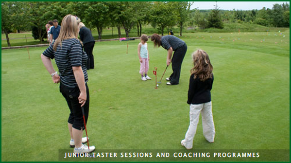 Junior Taster Sessions